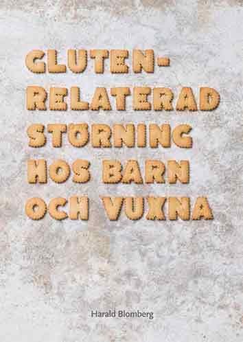 glutenrelaterad störning hos barn och vuxna